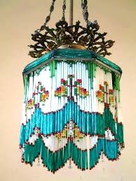 beaded lamp shades chandelier light shades glass ceiling fans light shades glass full image for antique