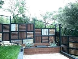 metal privacy fence panels corrugated sheet35 metal