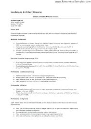 Sample Landscaping Cover Letter Trend Sample Cover Letter For ...