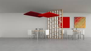 sound absorbing ceiling and wall panel