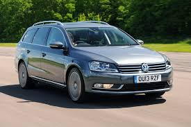 Volkswagen Passat Estate 2013 | Volkswagen Passat Estate front ...