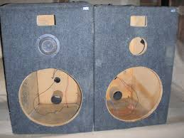 Tweeter Speaker Box Design Loudspeaker Enclosure Wikipedia