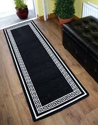 washable runner rugs for hallways hallway rug runners non slip hall new long easy clean