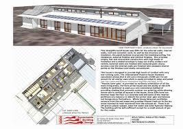 34 one story passive solar house plans