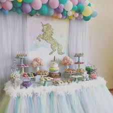 Unicorn Birthday Party Ideas Unicorn Birthday Party Ideas