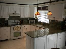white kitchen cabinets dark granite countertops my home dark brown granite countertops with white cabinets