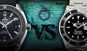 Omega Vs Rolex Compare 2 Top Brands Which Is Best