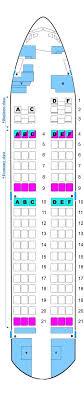 Boeing 737 200 Seating Chart Seat Map Aerosvit Ukrainian Airlines Boeing B737 200