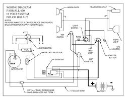 wiring diagram farmall international harvester ihc forum heres another one
