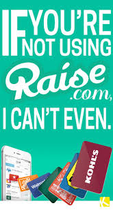 best ideas about discount gift cards gift card if you re not using raise com