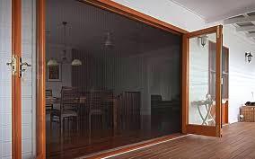 retractable screen door sliding fly screen doors s doors interesting retractable screen door for french
