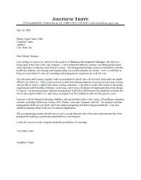 Healthcare Cover Letters Example Of Cover Letter For Healthcare Jobs