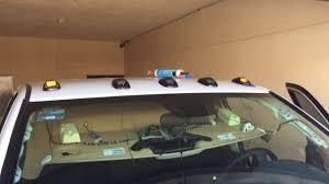 2016 Ram 2500 Cab Lights Dodge Ram 2500 2017 Heavy Duty With Auxbeam Cab Lights And Strobe