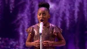 9-Year-Old Victory Brinker Sings a ...