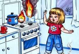 Пожарная безопасность ОБЖ Основы безопасности жизнедеятельности Основные причины пожаров в быту