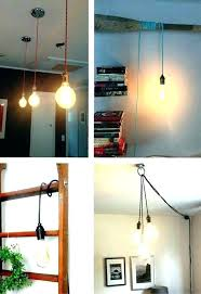 plug in pendant light full image for chandelier that plugs into an any color ikea