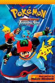 Pokémon Ranger and the Temple of the Sea eBook by Ryo Takamisaki -  9781974709106