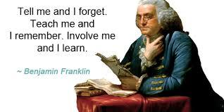 Ben Franklin Quotes Amazing Benjamin Franklin's Secret Method For Hiring A Graphic Designer