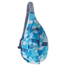 Kavu Size Chart Rope Sling Bag In Textile