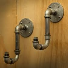 industrial pipe furniture. Small Fittings Industrial Pipe Furniture