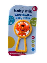 <b>Погремушка</b> Птичка <b>Babymix</b> 11409252 в интернет-магазине ...