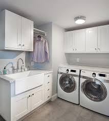 view in gallery modern clean lined laundry room organize your laundry room in style bright modern laundry room