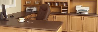 custom home office furnit. home office design from tailored living custom furnit e