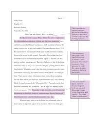 argument essay about fast food 20 fast food articles for a juicy argumentative essay essay writing