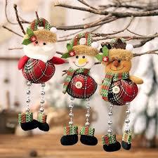 <b>Funny</b> 2020 New Fashion <b>Cartoon Cute Christmas Decorations</b> ...
