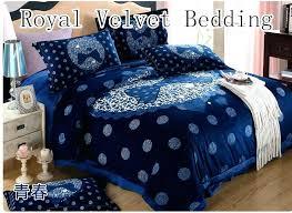 comforter sets twin royal velvet duvet cover blue bedding set luxury jcpenney bedspreads and comforters