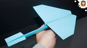 Paper Airplane Designs That Fly Far How To Make A Paper Airplane That Flies Far