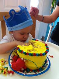 Elmo Smash Cake For Baby V The Bake Cakery The Bake Cakery