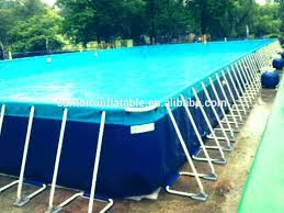 rectangle above ground pool sizes. Above Ground Rectangular Pool Rectangle Sizes For . S