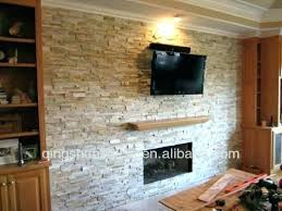 stacked stone wall interior brick wall tiles interior stylish indoor stone wall tiles yellow slate z