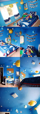 Kid's Space Room! Doing my son's room in cars & trucks this time, but
