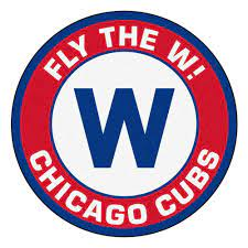 FANMATS MLB - Chicago Cubs 27 in. Round ...