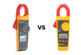 Fluke Tester Comparison Chart Fluke 902 Fc Vs Fluke 325 Clamp Meter Comparison Tequipment