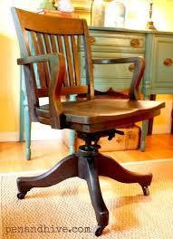 zen office furniture. vintage bankers chair zen office furniture