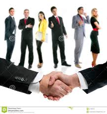 our company team presents stock photography image 2169292 business people handshake and company team royalty stock image