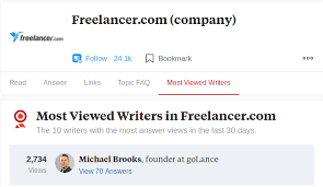 Therefore, every fresher has a dream to work with texas. Has Toptal Made Quora Become Biased In Freelance Topics Hacker Noon