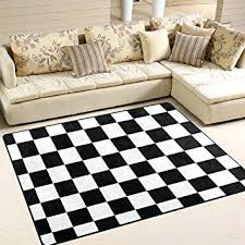 black and white rug com custom checd non slip area rugs pad cover with regard black and white rug