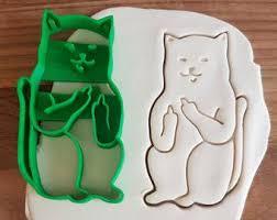 <b>Cat cookie</b> cutter   Etsy