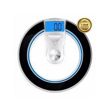 Black Bathroom Scales Etekcity High Precision 400lb 180kg Digital Body Weight Bathroom