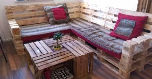 Sitzmobel Aus Europaletten Bauen Design Anleitung Wie Man Eine Couch Fuer Die Terrasse Mit Paletten