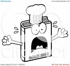 woman cooking clipart black and white. Plain White Woman Cooking Clipart Black And White N