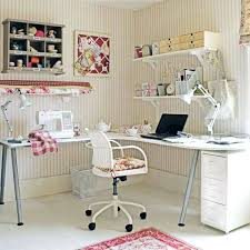 country style office furniture. country cottage home office furniture french style desk with striped wallpaper and b