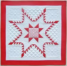Feathered Star Quilt Pattern
