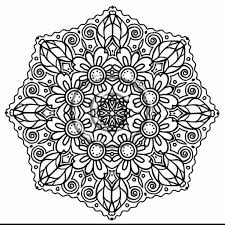 2019 Thanksgiving Free Printable Mandala Coloring Pages Adults 4 For