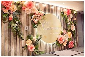 architecture popular diy stage backdrop love thi inspired f a v o r i t e m handmade idea frame for birthday stand