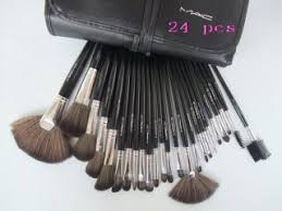 mac makeup 24 pcs brush set